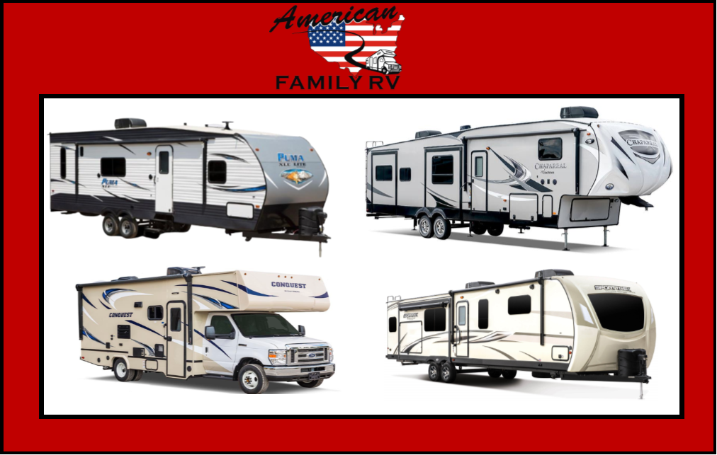 RV Shopping at your Fingertips!