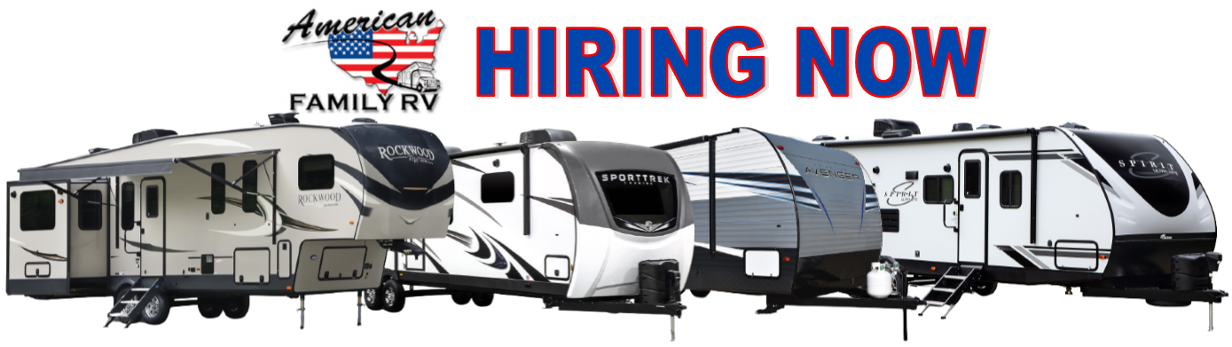 American Family RV is HIRING