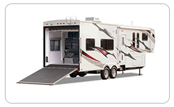 Fifth Wheel Toy Hauler For Sale