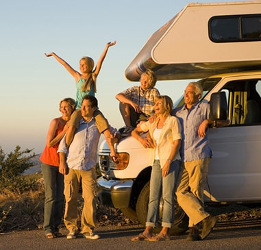 american family rv about
