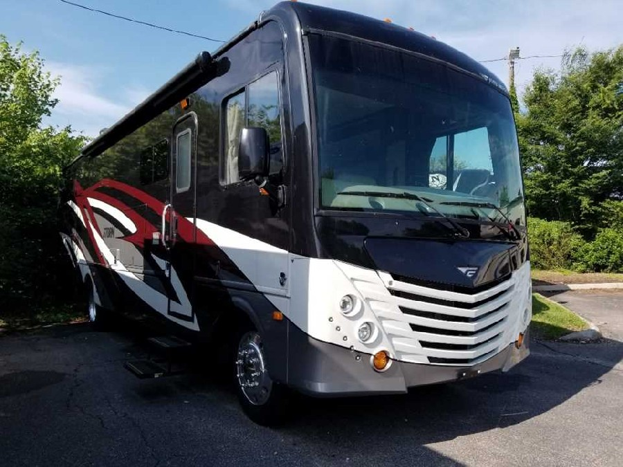New 2018 Fleetwood RV Storm 36D Class A For Sale Chesapeake