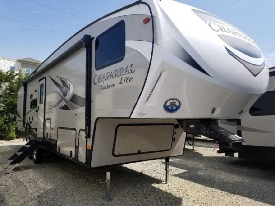 2019 Coachmen RV Chaparral Lite 295BH 2