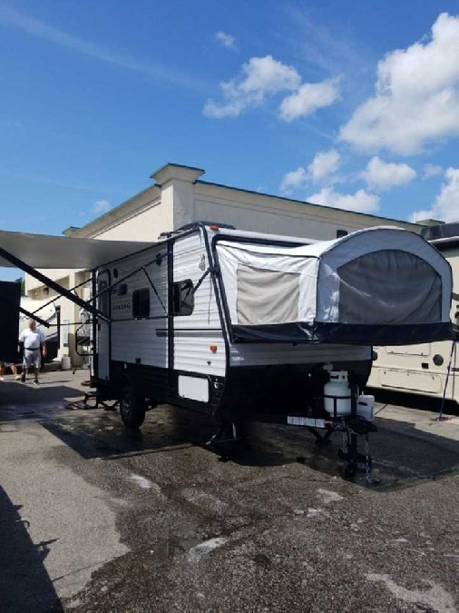 2019 Coachmen RV Viking  16RBD 0