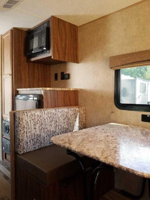 2019 Coachmen RV Viking  16RBD 8