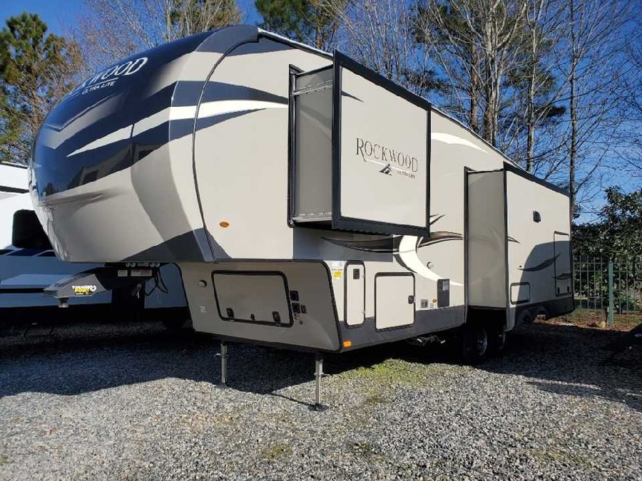 2021 Forest River RV Rockwood Ultra Lite 2883WS 1
