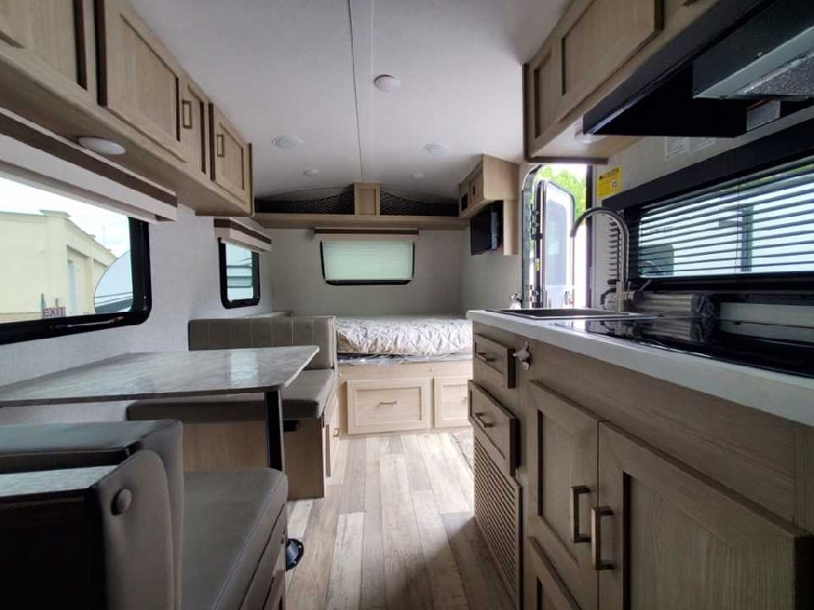 2022 Forest River RV Rockwood Geo Pro G19BH 5