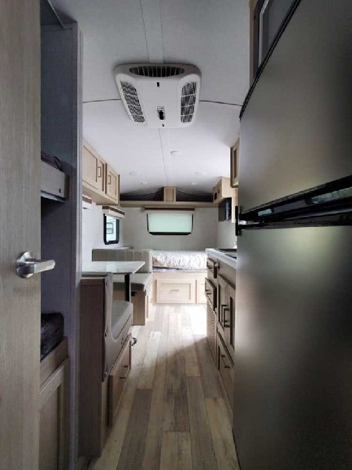 2022 Forest River RV Rockwood Geo Pro G19BH 6