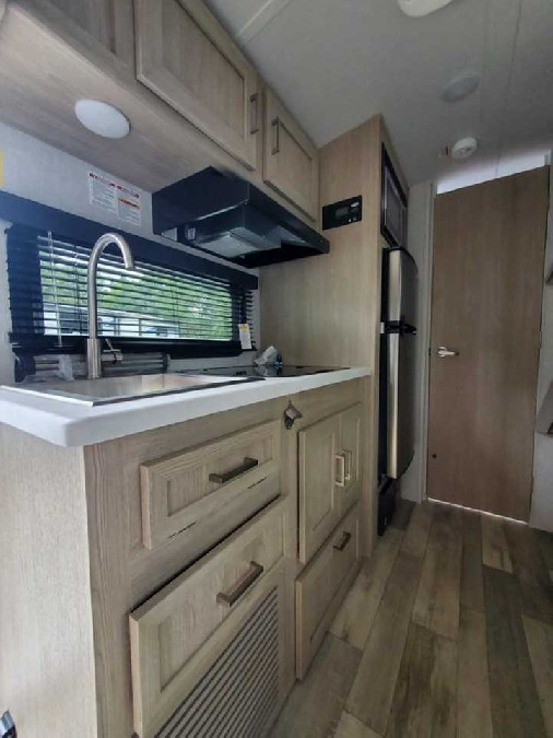 2022 Forest River RV Rockwood Geo Pro G19BH 9